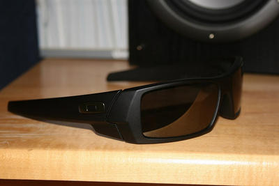 FS  Polarized Oakley Gascan Sunglasses Matte Black - Sell and Trade ... 16da85b419