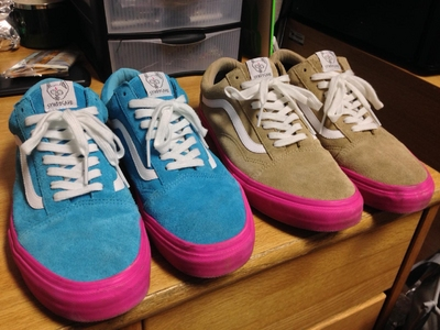 3c4bd9a3fa68 Vans Syndicate Golf Wang Size 11 - Sell and Trade - Newschoolers.com