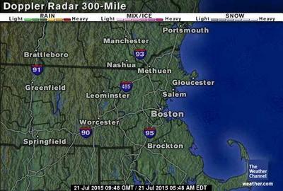 Boston Weather Radar