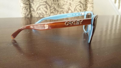 4ef19e233b FS  new polarized Oakley Frogskins LX - Sell and Trade ...