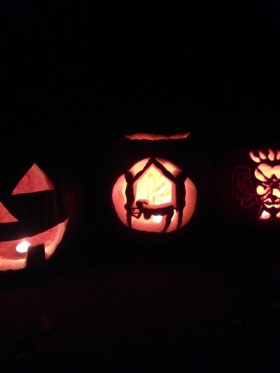 Unofficial ns pumpkin carving contest non ski