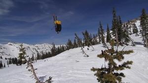 Alta Spring Skiing