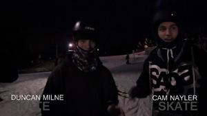 SIMPLE. Game of Skate // Duncan Milne vs. Cam Nayler