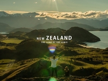 New Zealand - The Land of the Kiwis