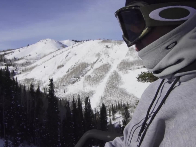 Fischer Presents// A week in Park City with Joss Christensen