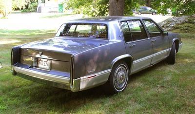 FS: 1989 Cadillac Sedan deVille (Boston) - Sell and Trade ...