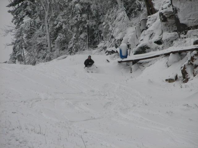 Early season shreddin