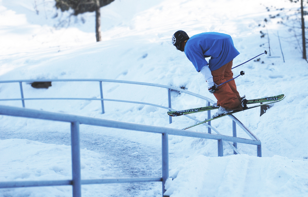 Soukka handrail