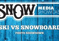 Ski vs Snowboard Photo Showdown