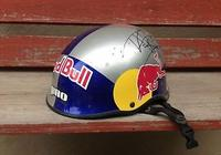 Tanner Hall 2005 Red Bull / Giro helmet