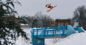 """Snapshots of """"Ten and Two:"""" A Year in the Life of Stept - Freeskier"""