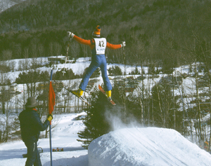 1970's Freestyle Skiing