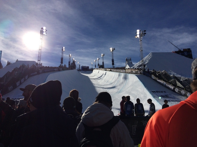 X Games 2015 Men's Superpipe Finals