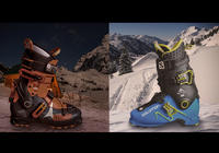 2016 Atomic Backland Carbon and Salomon MTN Lab, the best boots of 2016?