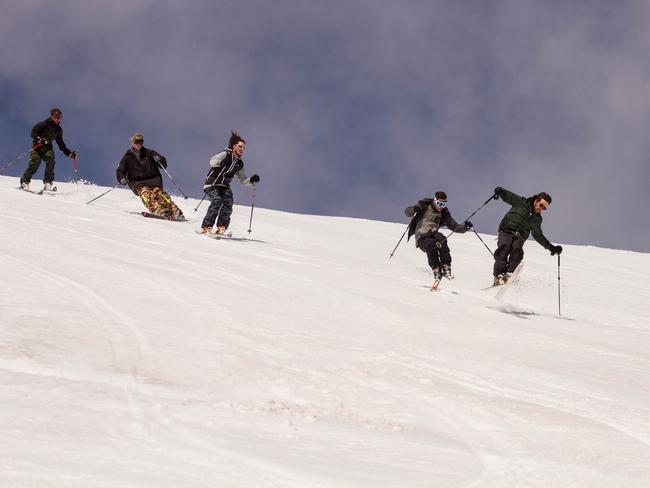 The #K2springtraining Experience
