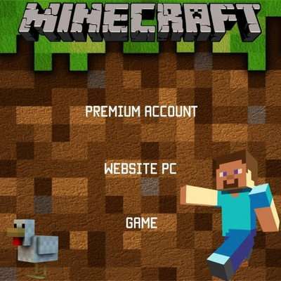 minecraft full access accounts for sale