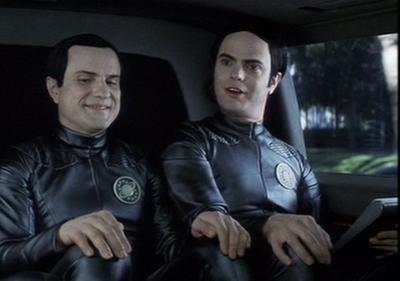 You are now aware that Dwight Schrute was in Galaxy Quest