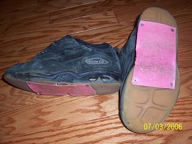 Soaps Shoes Size