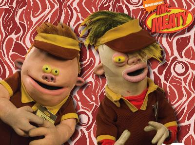 Nickelodeon Fast Food Puppet Show
