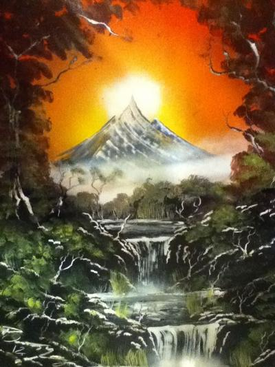 Spray paint art - Media And Arts - Newschoolers.com