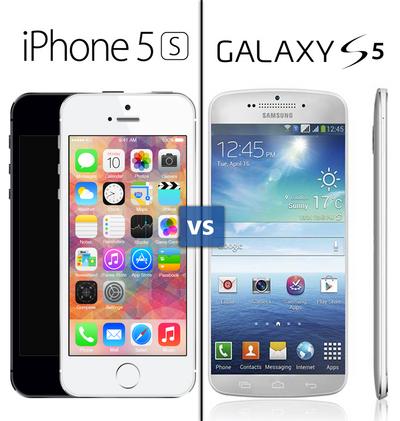 Iphone vs samsung poll