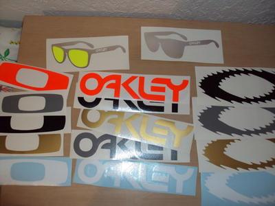 Oakley Sticker