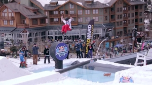 2014 Woodward: Red Bull SlopeSoakers