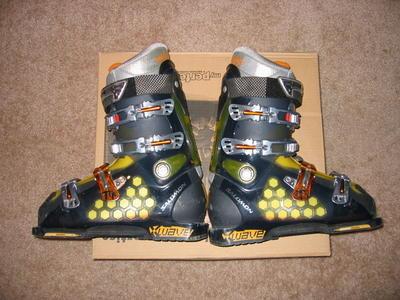 ziemlich cool tolle Auswahl mäßiger Preis salomon x wave 9.0 ski boots for sale | Becky (Chain ...