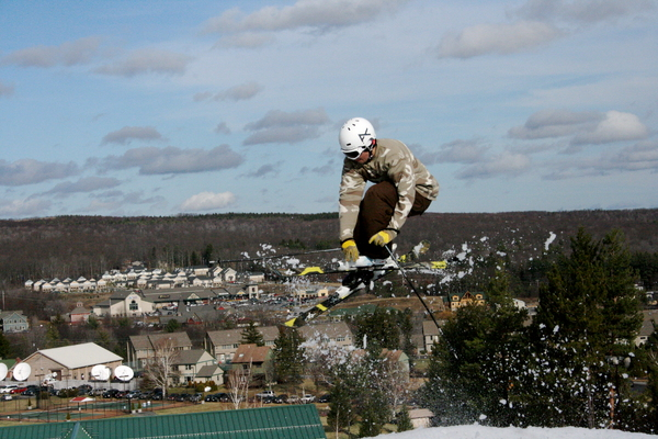 Wisp has a jump, seven springs does not