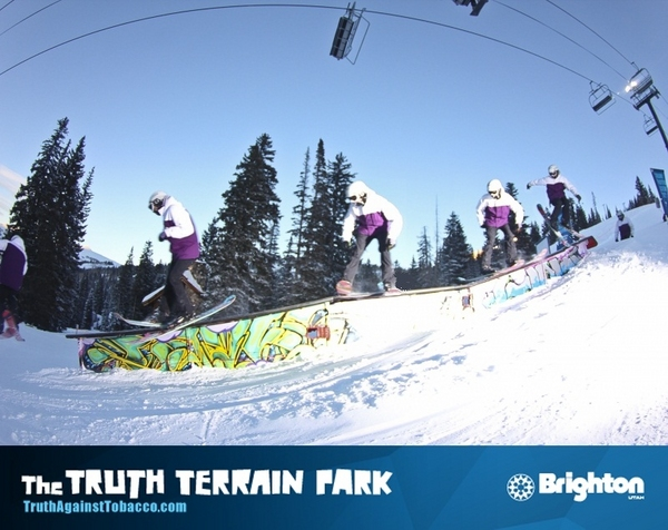 The Truth Terrain Park Sequence - 2 of 2