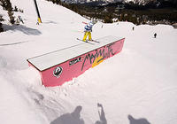 Salomon Jib Academy Finals:  Day One