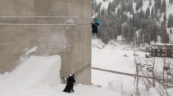 Alta Wall Ride Lincoln