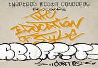 The Education of Style Graffiti Contest