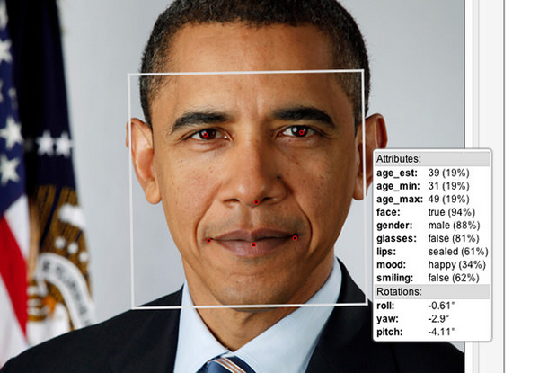 Facial Recognition Software Guesses Age Based on a Photo ...