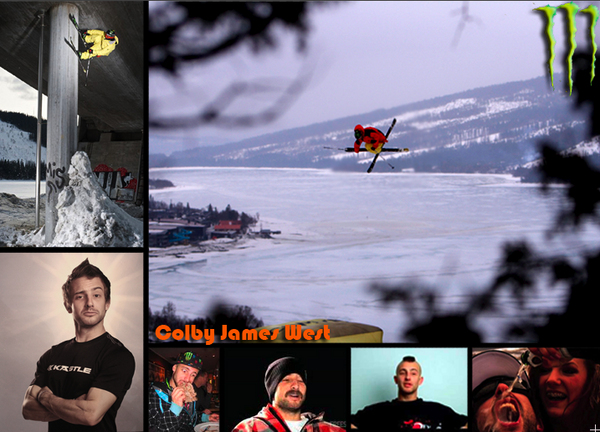 Colby James West Graphic
