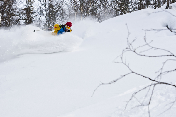 Pow In Sweden
