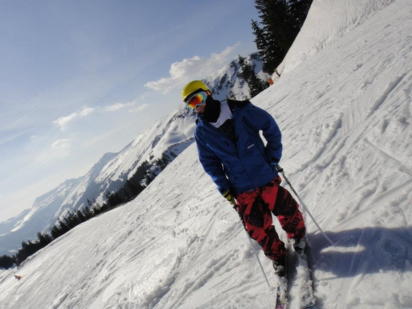 Saalbach, March 12