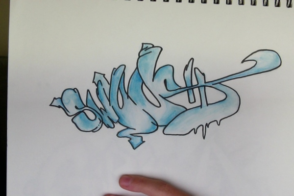 Graffiti (Swoosh)