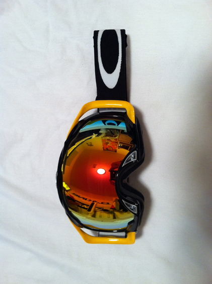 Oakley Splice Custom