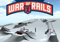 War of Rails Shredsauce Course