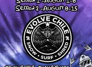 Evolve Chile Summer Camp Contest