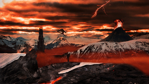 One does not simply jump into Mordor