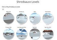 Shredsauce Levels