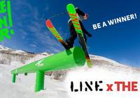 Line x The Lab Indoor Ski Area in Boston
