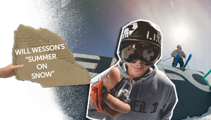 Will Wesson�s �Summer on Snow�